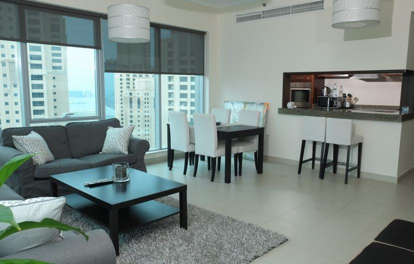 Flat 90m² 1 bedroom - Dubai - 4