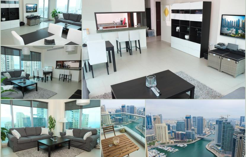 Flat 90m² 1 bedroom - Dubai - 26
