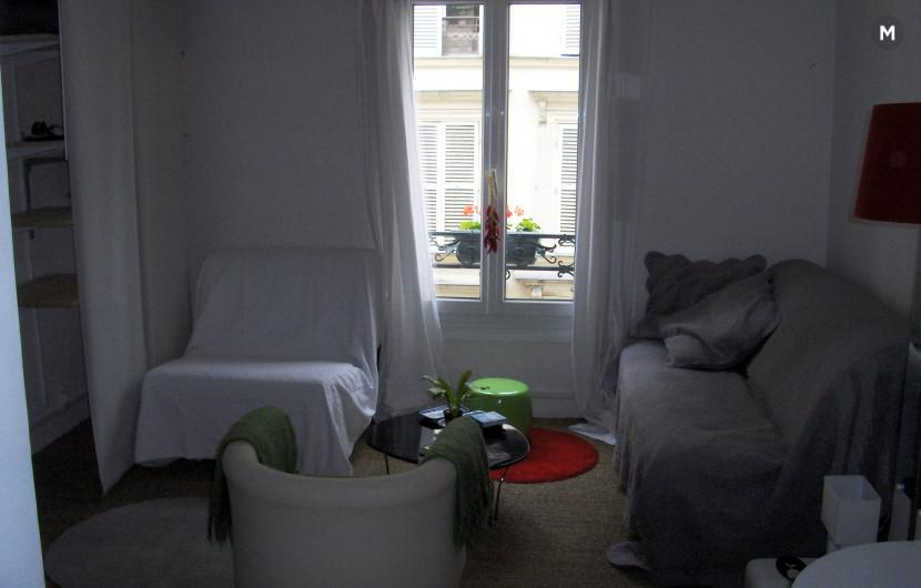 Studio 21 m² 1 chambre - Paris - 5