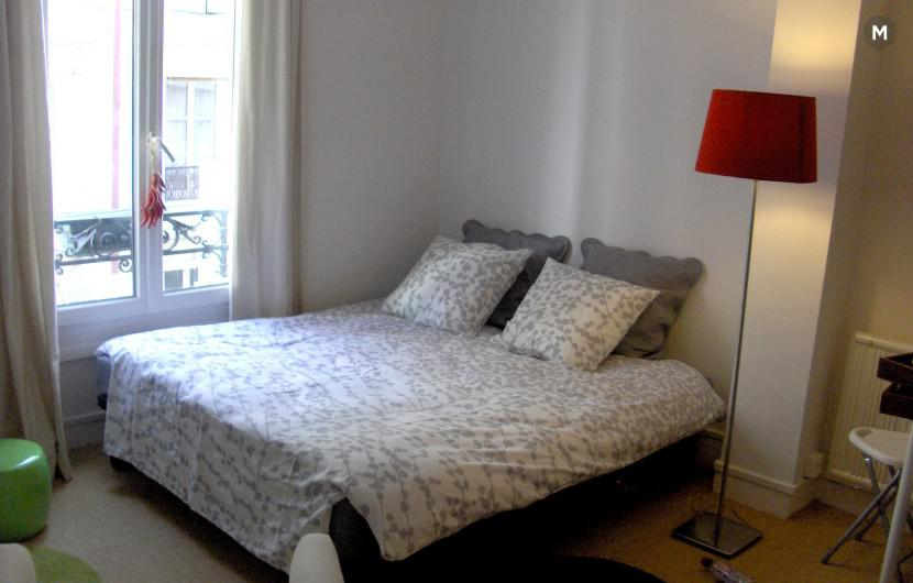 Studio 21 m² 1 chambre - Paris - 2