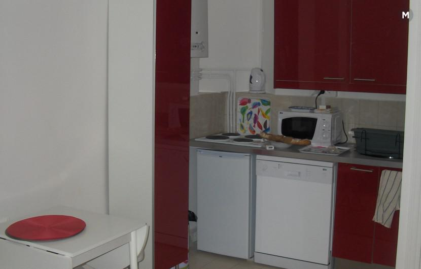 Studio 21 m² 1 chambre - Paris - 3