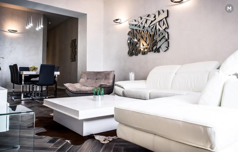 Flat 120m² 4 bedrooms - Cannes - 2