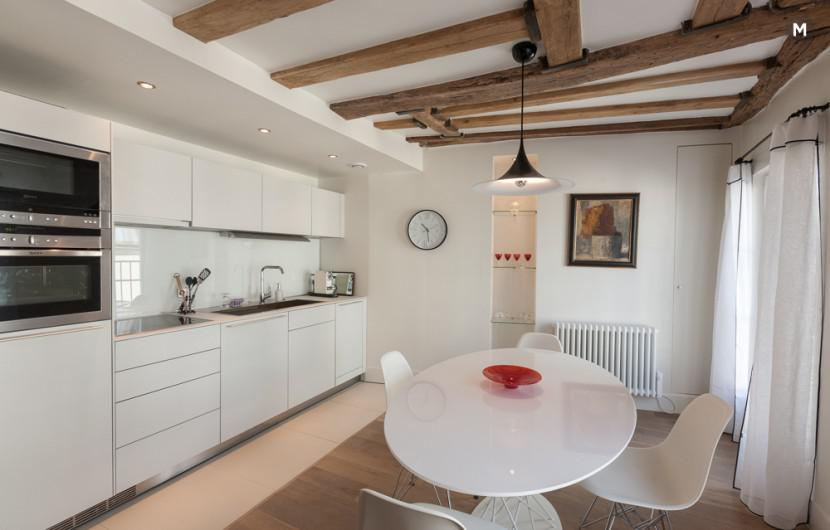 Apartment 55 m² 1 bedroom - Rue du Dragon - 3