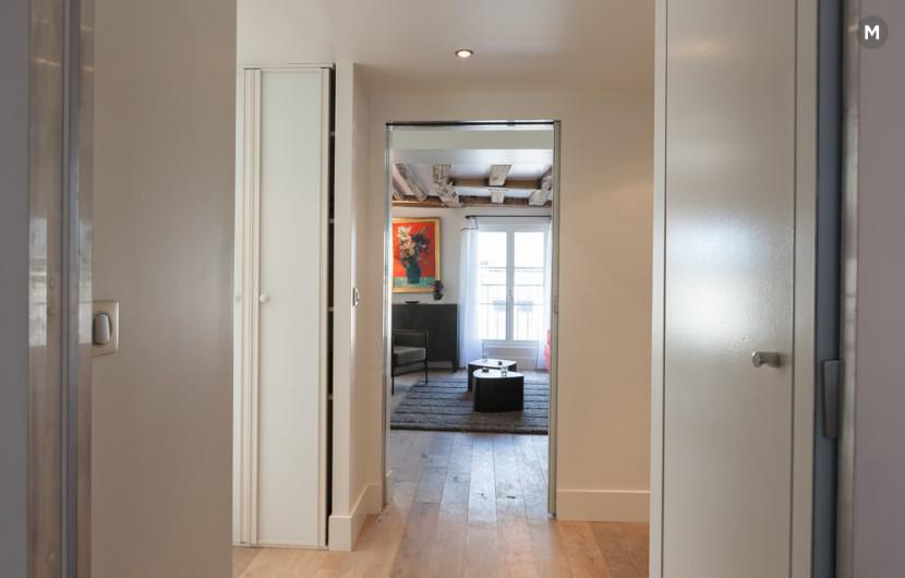 Apartment 55 m² 1 bedroom - Rue du Dragon - 21