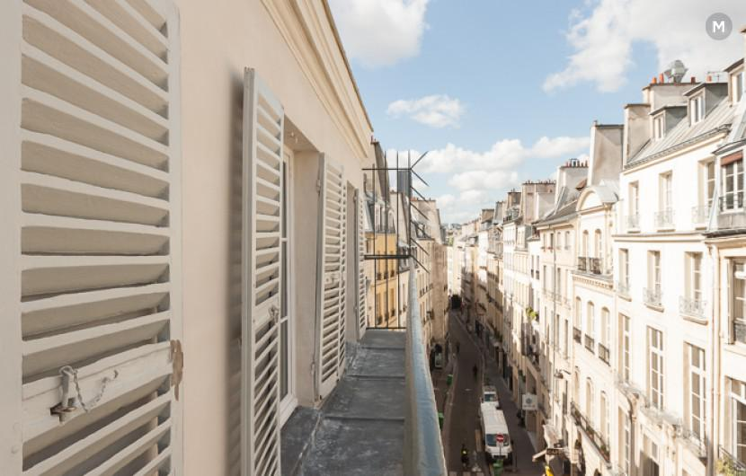 Apartment 55 m² 1 bedroom - Rue du Dragon - 29