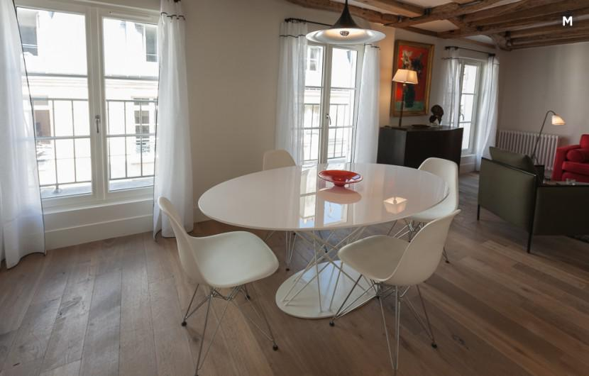 Apartment 55 m² 1 bedroom - Rue du Dragon - 12