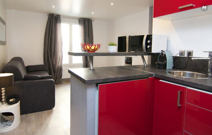Studio 18m² - Paris - 5