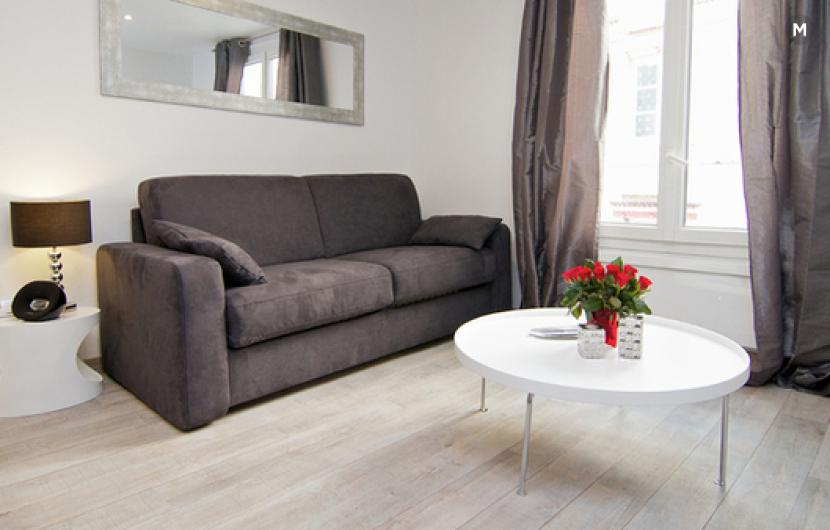 Studio 18m² - Paris - 1