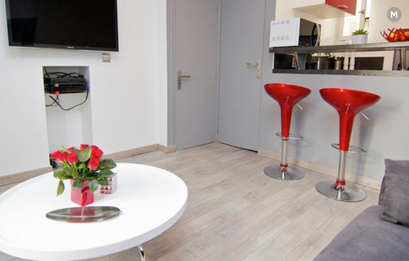 Studio 18m² - Paris - 7