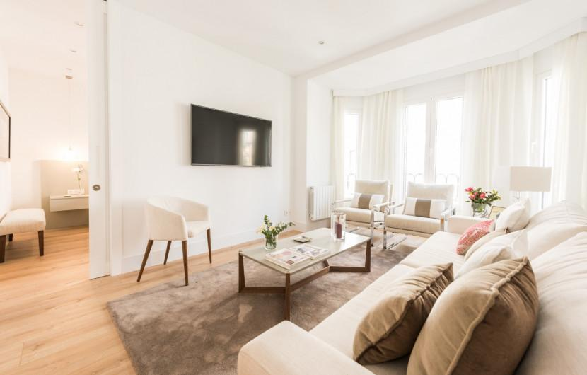 Appartement 130m² 3 chambres - Madrid Salamanque - 1