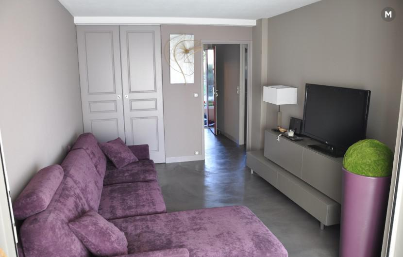 Appartement 50m² 2 chambres - Cannes - 1