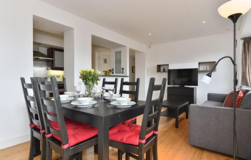 Appartement 40m² 1 chambre - City of London - 5