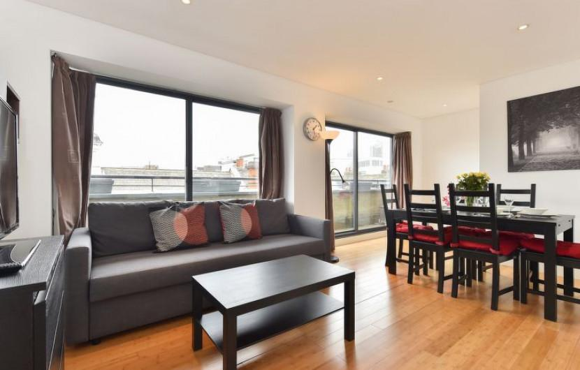 Appartement 40m² 1 chambre - City of London - 7
