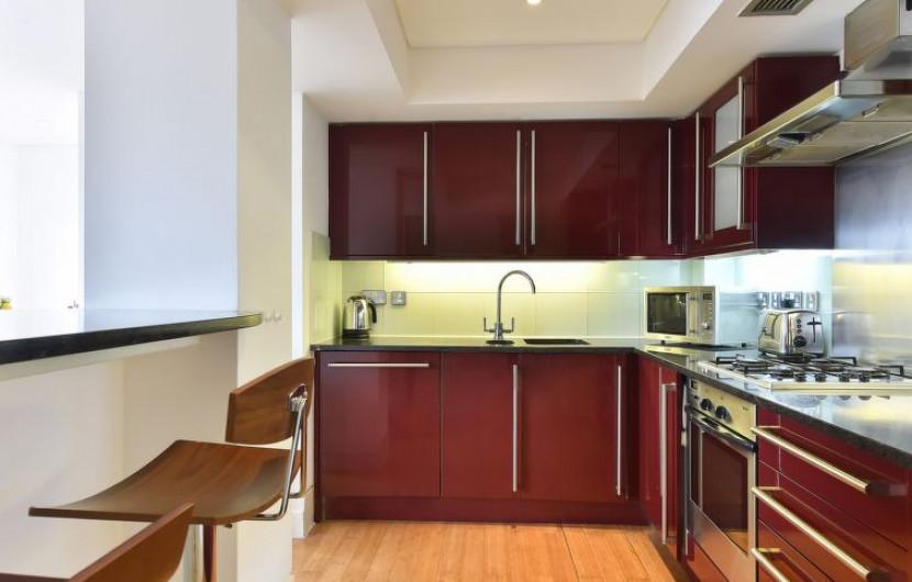 Appartement 40m² 1 chambre - City of London - 13