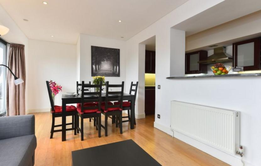Appartement 40m² 1 chambre - City of London - 19