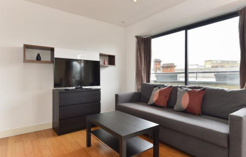 Appartement 40m² 1 chambre - City of London - 21