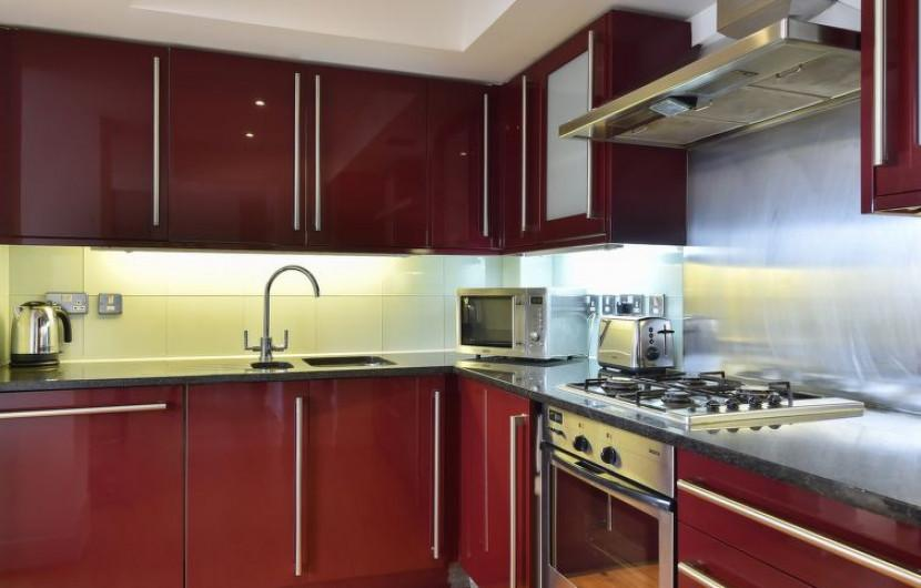 Appartement 40m² 1 chambre - City of London - 22