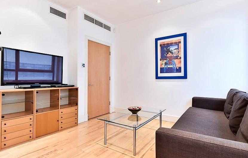 Appartement 40m² 1 chambre - City of London - 23