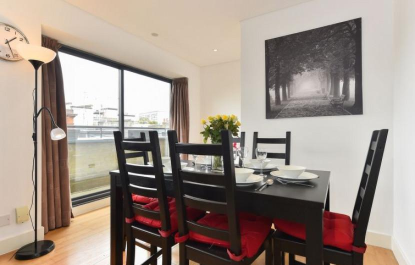 Appartement 40m² 1 chambre - City of London - 24