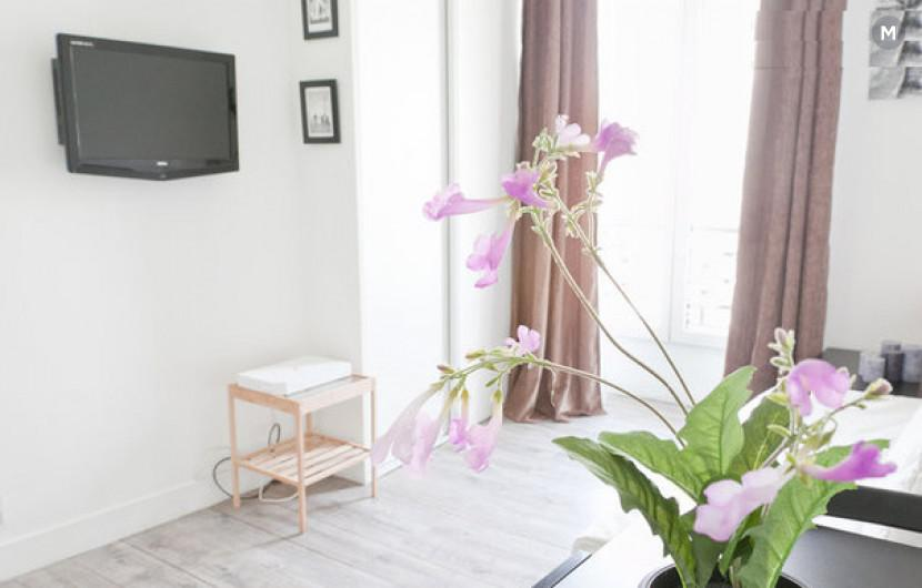 Studio 18m² - Paris - 2