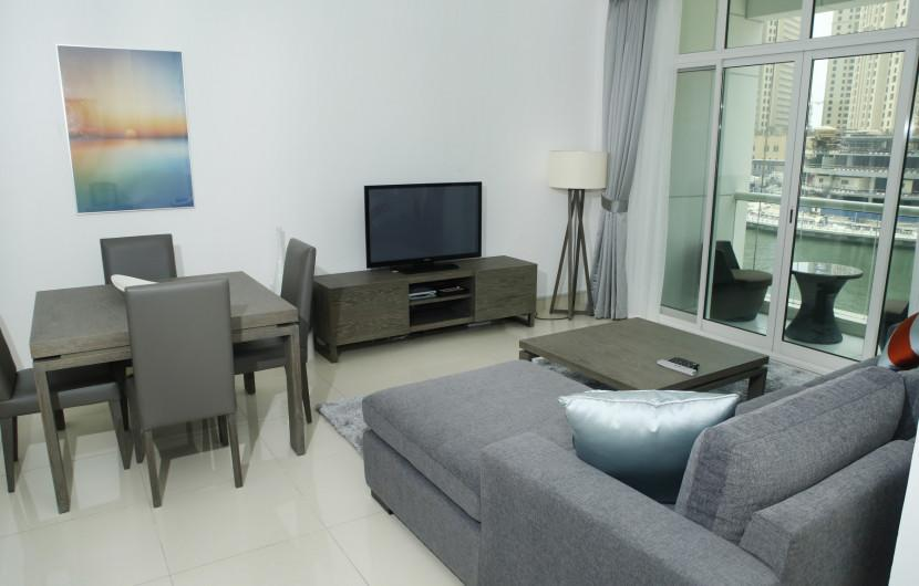 Flat 87m² 1 bedroom - Dubai - 1