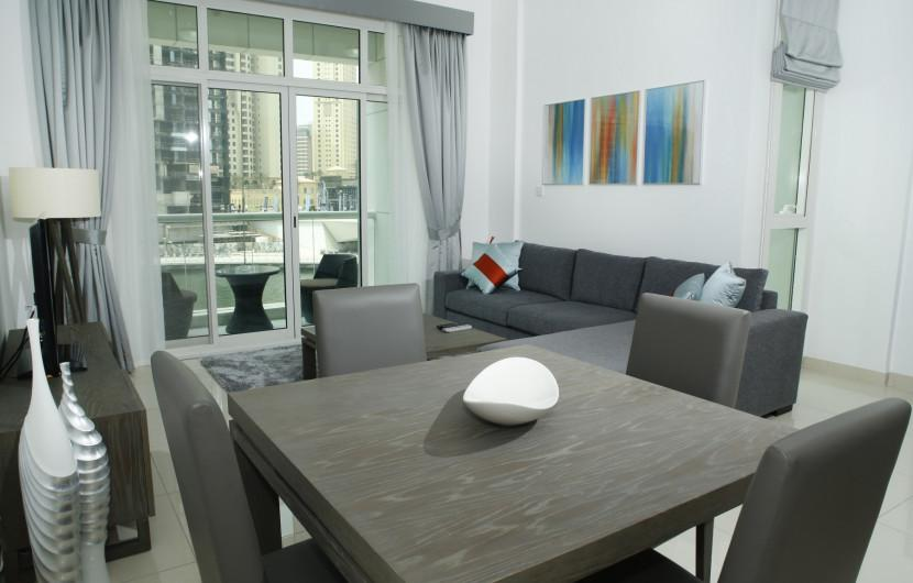 Flat 87m² 1 bedroom - Dubai - 8