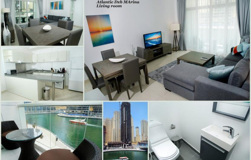 Flat 87m² 1 bedroom - Dubai - 14