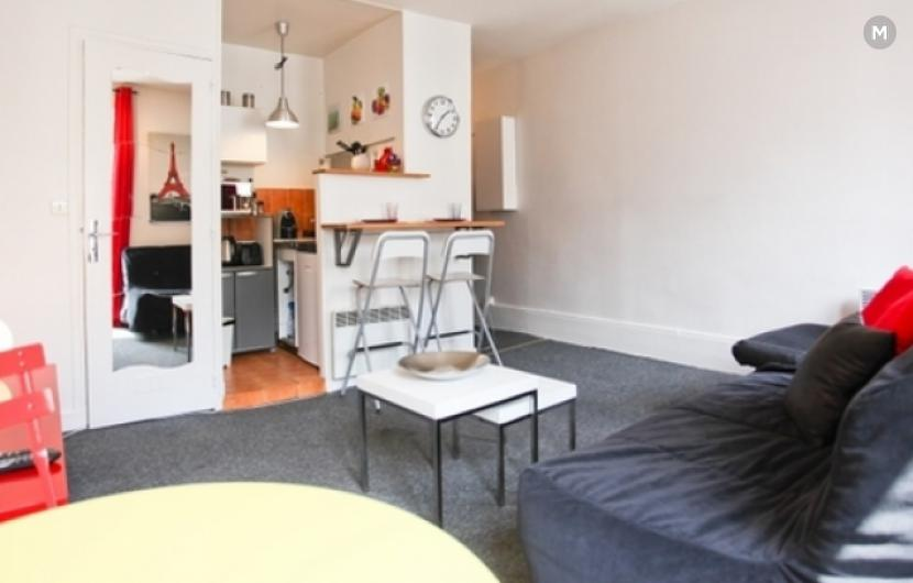 Studio 30m² - Paris - 10