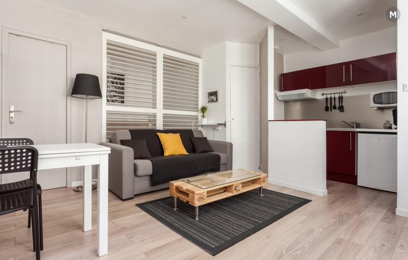 appartement 33 m 1 chambre montpellier location villa maison individuelle montpellier 147. Black Bedroom Furniture Sets. Home Design Ideas