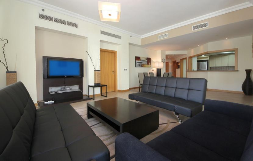 Flat 200m² 3 bedrooms - Dubai The Palm Jumeirah - 16