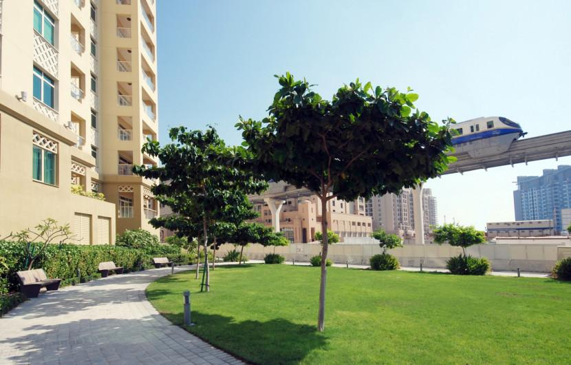 Flat 200m² 3 bedrooms - Dubai The Palm Jumeirah - 24