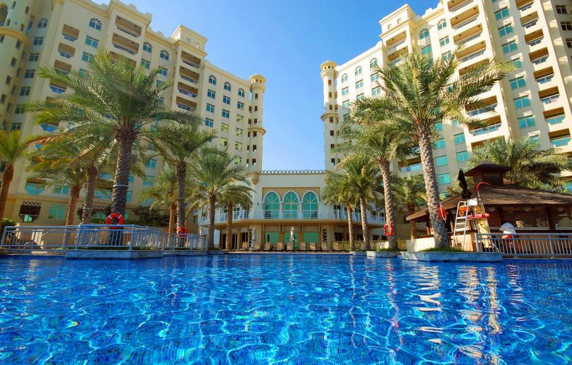 Flat 200m² 3 bedrooms - Dubai The Palm Jumeirah - 27