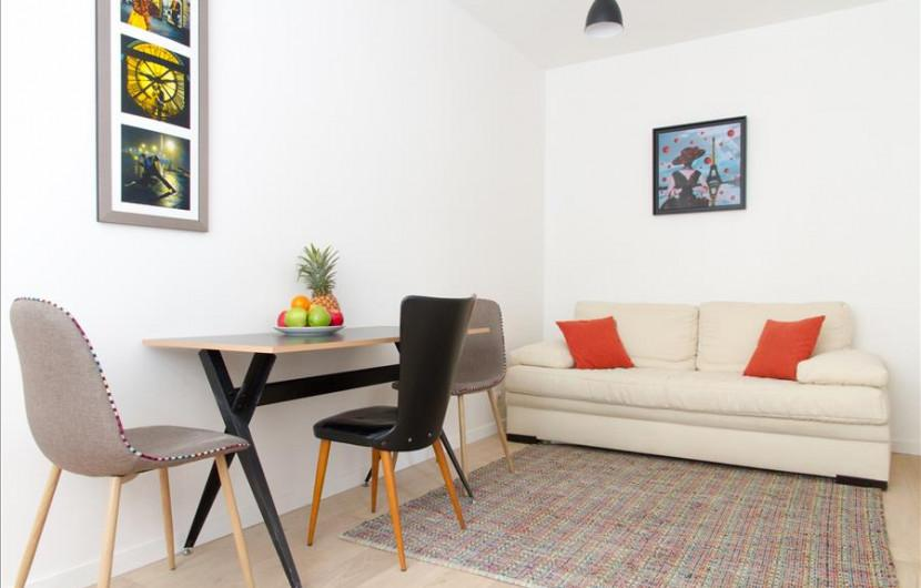 Flat 110m² 4 bedrooms - Paris - 11