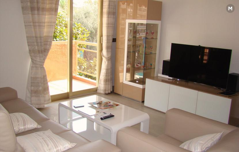Appartement 60m² 1 chambre - Cannes - 1