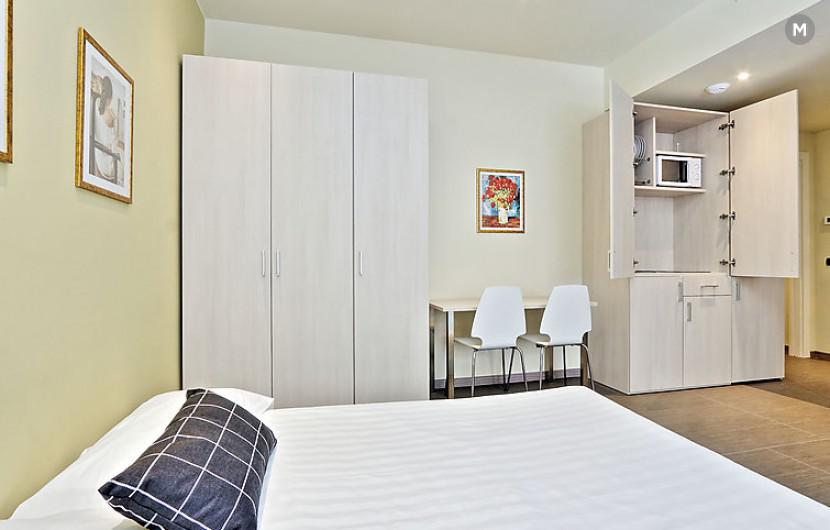 Studio from 35 to 45 m2 - Milan - 11