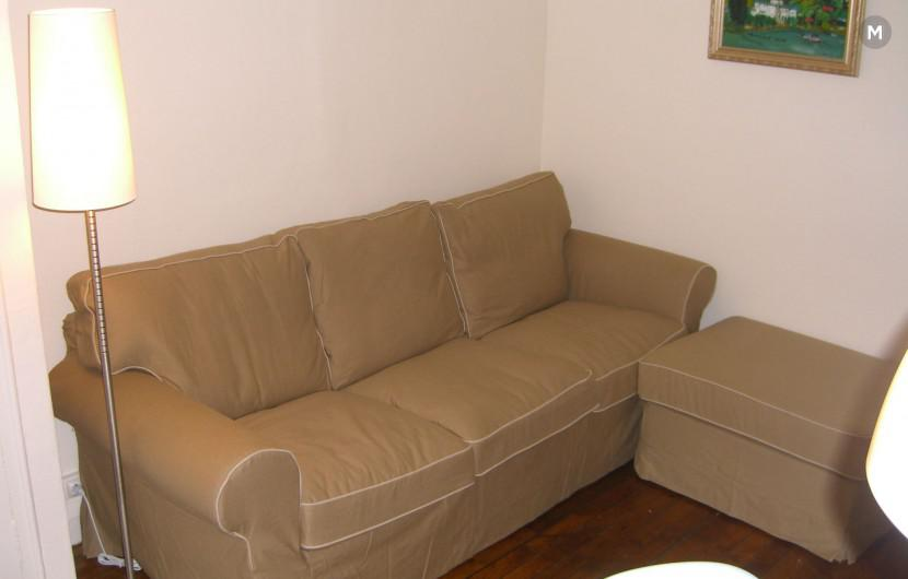 Flat 35m² 1 bedroom - Montreuil - 1