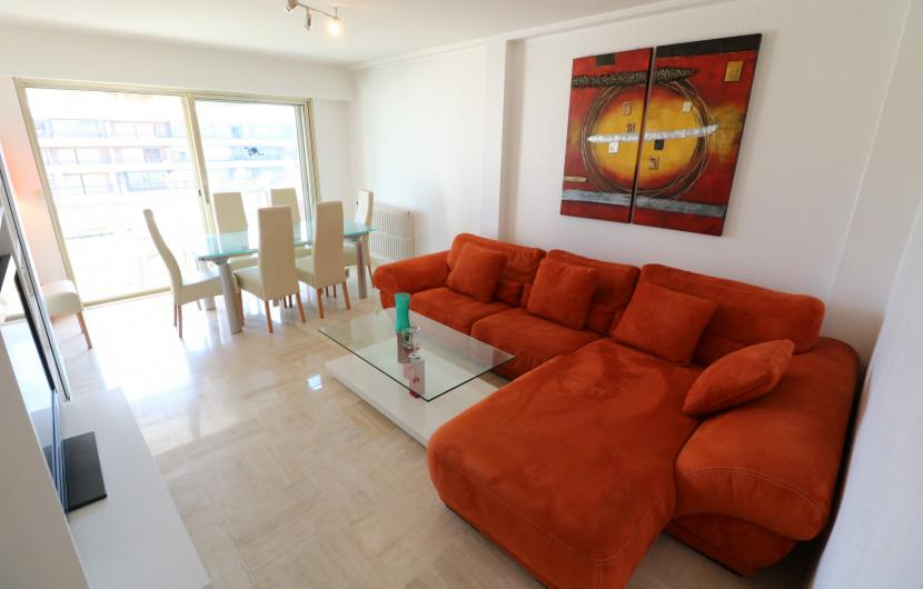 Flat 80m² 2 bedrooms - Cannes - 1