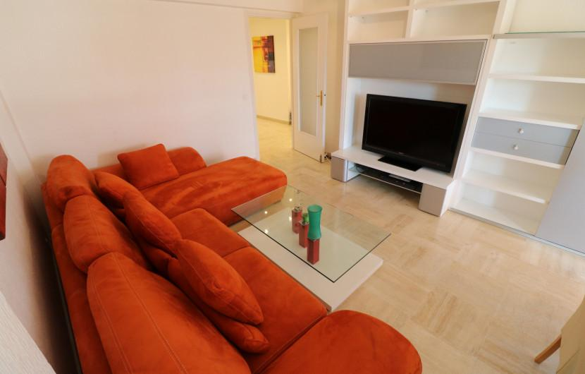 Flat 80m² 2 bedrooms - Cannes - 2