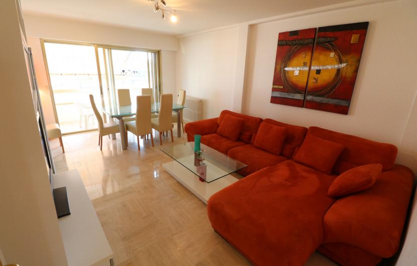 Flat 80m² 2 bedrooms - Cannes - 6