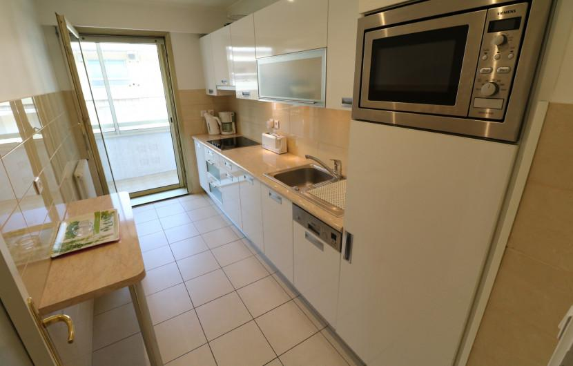 Flat 80m² 2 bedrooms - Cannes - 7