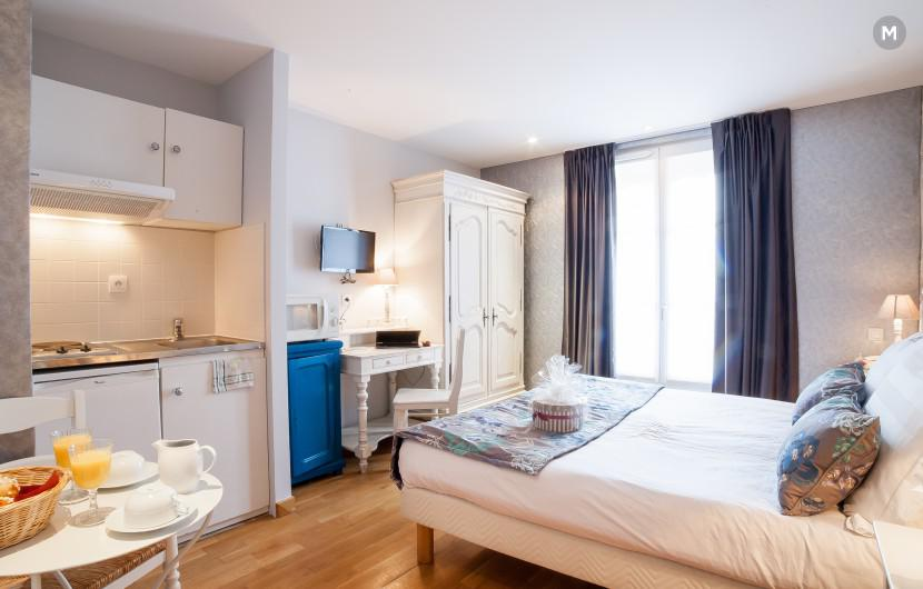 Studio 17m² - Paris 15th arrondissement of Paris - 2