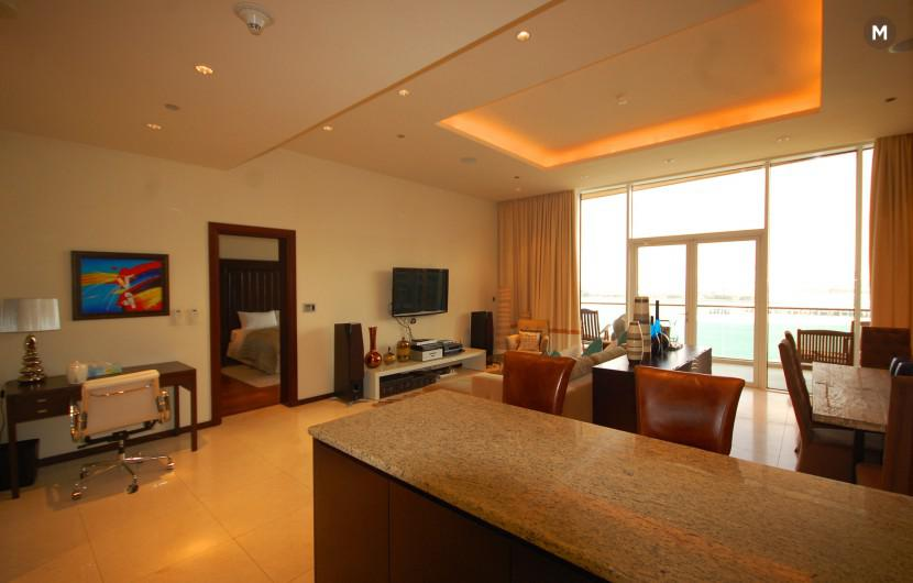 Apartment 120 m² 1 Bedroom - Dubai - 4