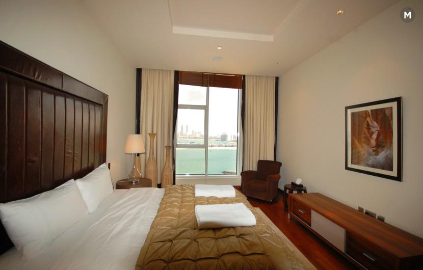 Apartment 120 m² 1 Bedroom - Dubai - 1