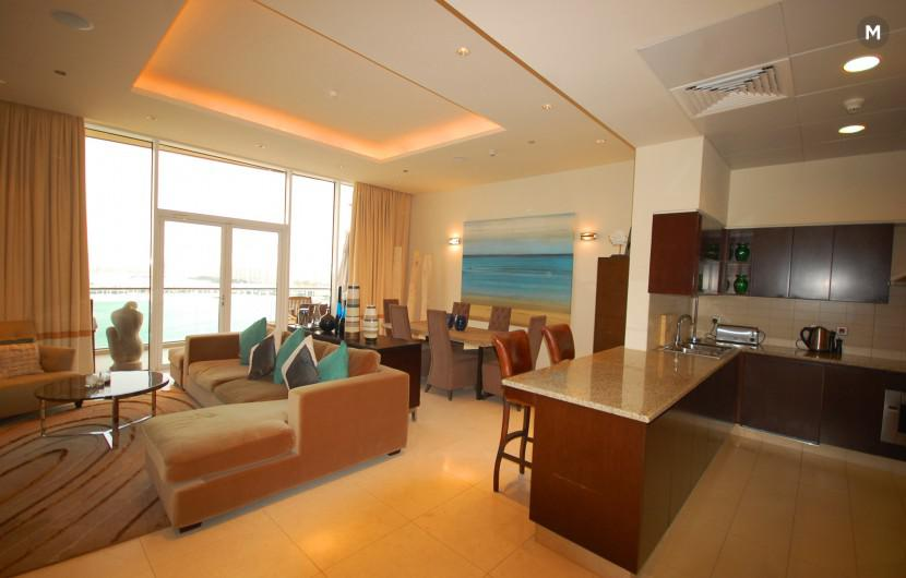 Apartment 120 m² 1 Bedroom - Dubai - 2