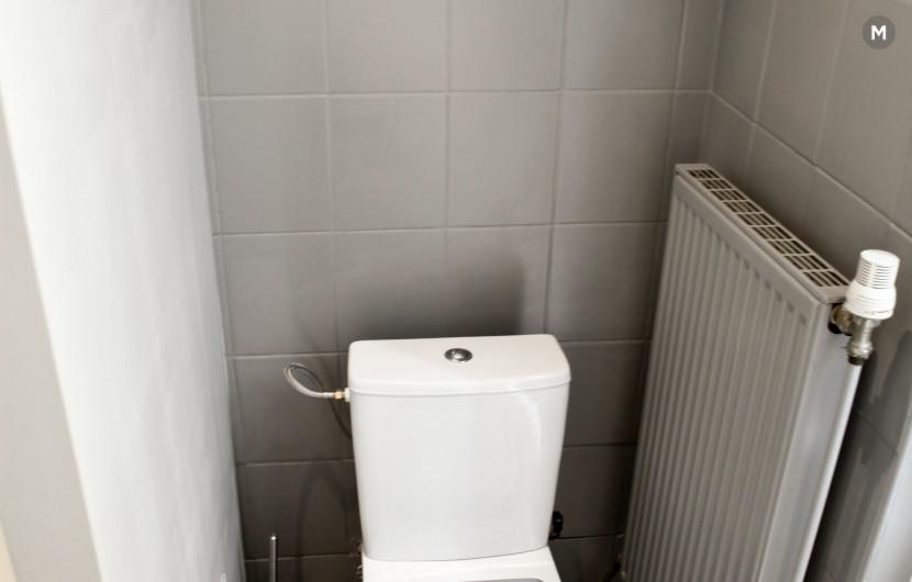 Flat 85m² 1 bedroom - Brussels - 3