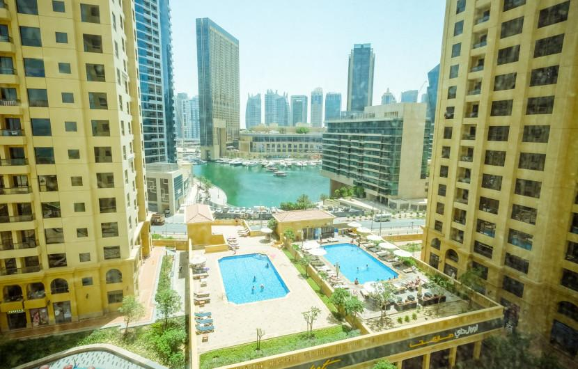 Flat 117m² 1 bedroom - Dubai - 1
