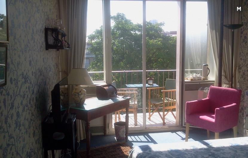 Room in a flat 120m² 2 bedrooms - Neuilly-sur-Seine - 1