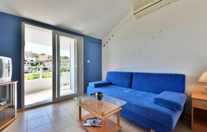 Appartement 50m² 2 chambres - Cesarica - 1