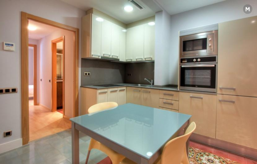 Appartement 65m² 2 chambres - Barcelone Eixample - 3
