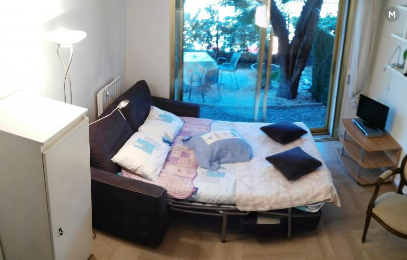 Studio 33m² - Cannes - 1